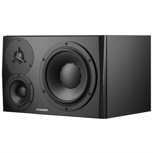 "Dynaudio 3-Way Midfield Monitor with 8"" woofer - Black (LEFT)"