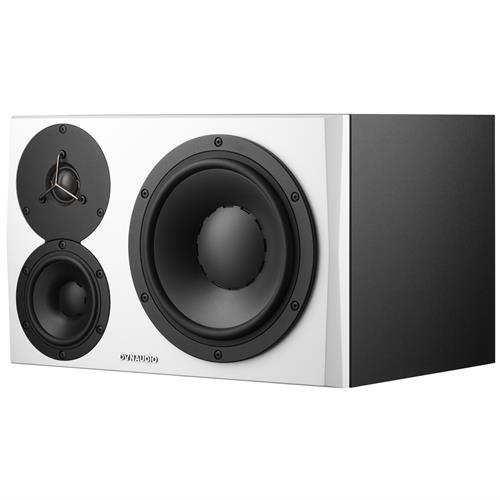 "Dynaudio LYD 3-Way Midfield Monitor with 8"" woofer - White (LEFT)"