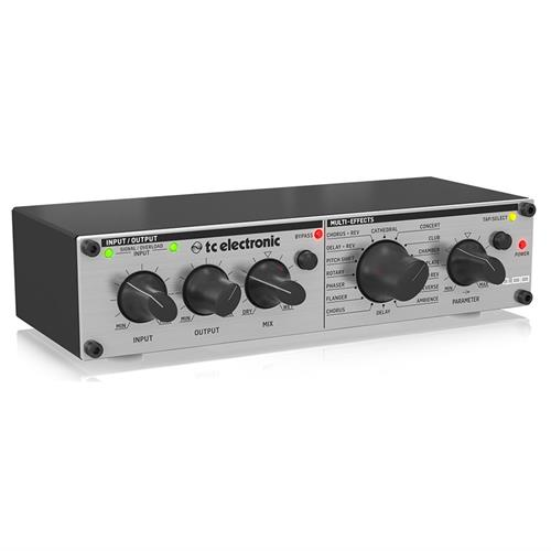 M100. Portable Multi-Effects Processor with 16 Legendary TC Reverbs & Effects