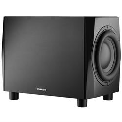 "Dynaudio Active Dual 9.5""long throw subwoofer system. 500w amp module"