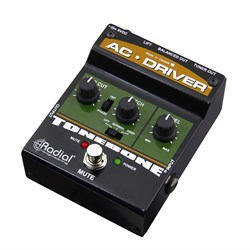 RADIAL AC-DRIVER - Acoustic Preamp DI