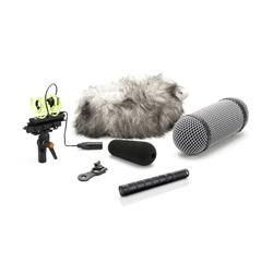 DPA d:dicate™ 4017C-R Compact Shotgun Mic with Rycote Windshield