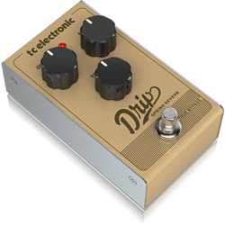 Drip Spring Reverb. Retro Spring reverb with Adjustable Dwell, Mix & Tone
