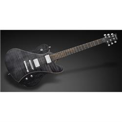 ZGPS168613PPMFHCR. Idolmaker. Flamed Maple Top Nirvana Blk Trans H/Polish