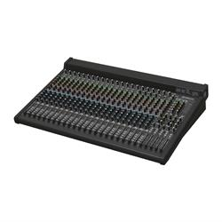 24-channel 4-bus FX Mixer with USB