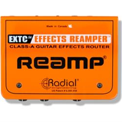 RADIAL EXTC - Class-A Guitar Effects Send & Receive