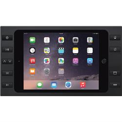 SM-AIR 10 BUTTONS Black +Spl iPad Air 2/1 and Pro 9.7in + Splitter Surface Mount iPort