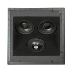 R1C LCR In-Ceiling Square Reference Series Sonance