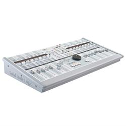 SSL Nucleus 2 DAW Controller & Audio Hub - White surface