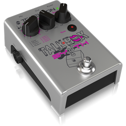 TC Helicon Talkbox Synth - Studio Quality Stompbox for Guitar Talkbox Effects & Vocal Tone Polishing