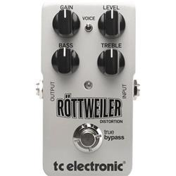 Rottweiler Hi Gain Distortion Guitar Effects Pedal 960730001