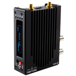 COLR 3D LUT. HDMI/HD-SDI Converter and live 3D LUT with WiFi, Teradek