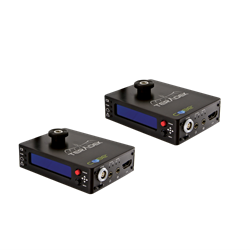 Cube 205/455 HDMI Encoder 10/100 USB paired to HDMI Decoder 10/100 USB, Teradek