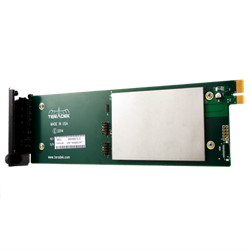 T-RAX H.264 Decoder Card, with Dual HD-SDI Output