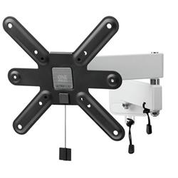 "OFA TV Wall Mount -Tilt & Turn 13-40"", 25kg, 45mm to wall 15 Deg Tilt / 180 Deg Turn"