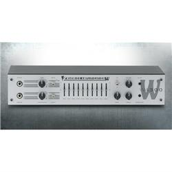WA300 Warwick Bass Amp Head 300W. 10 Band Graphic EQ