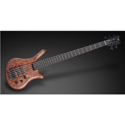 Warwick Masterbuilt Thumb NT 5-String Natural Oil Finish