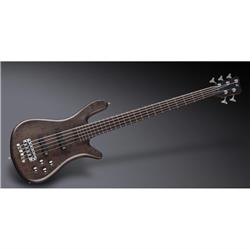 Warwick TeamBuilt Pro Series Streamer LX 5-String Nirvana Black Transparent Satin