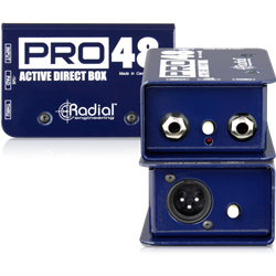 RADIAL PRO48 - Active DI