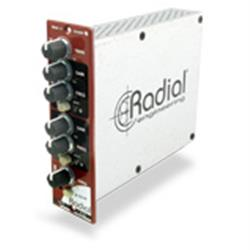 RADIAL Q4 - 500 Series 4-band EQ