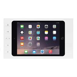 SM-AIR 6 BUTTONS White +Spl iPad Air 2/1/Pro 9.7in/Gen5/6 + Splitter Surface Mount iPort