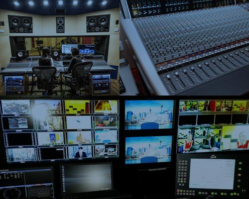Audio Visual distributor - Amber Tech