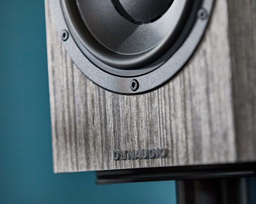 close up speaker