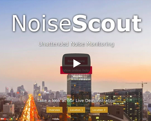 NoiseScout
