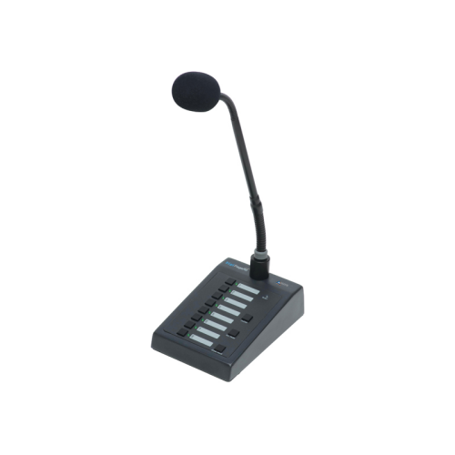 Mic To Suit 8 Zone Dpjr DPJR8M Australian Monitor