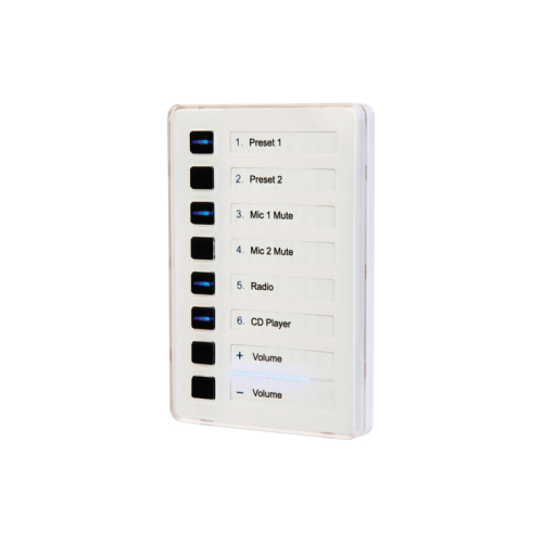 Icon Control Panel White ICON-CPW Australian Monitor