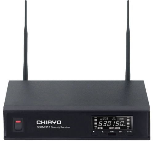 Uhf Div Receiver 520Mhz SDR6110-5A Chiayo