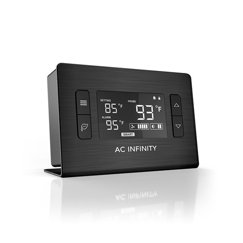 Black Controller Stand To Suit  ATC Temp Controller AC Infinity