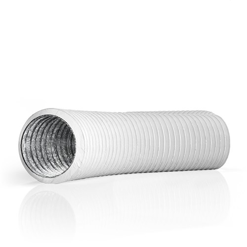 100 mm / 4 inch Ducting PVC Thermoplastic / Alloy foil AC Infinity