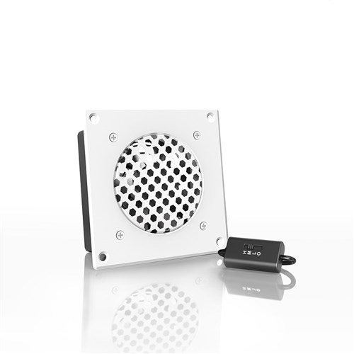 116 x 116 mm AP1 Frame / Grille / Vent White AC Infinity