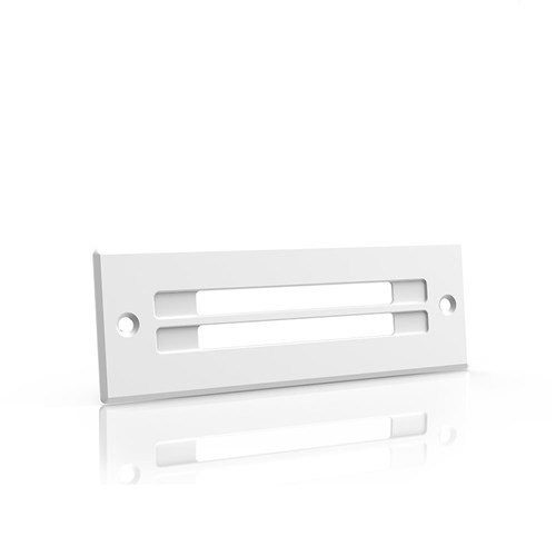 150 x 50 mm AP2 Frame / Grill / Vent White AC Infinity
