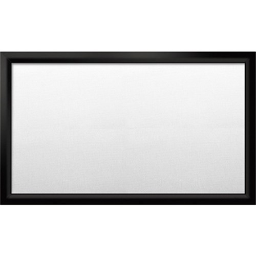 "109"" 16:10 6cm Fixed Frame Matt White Screen"