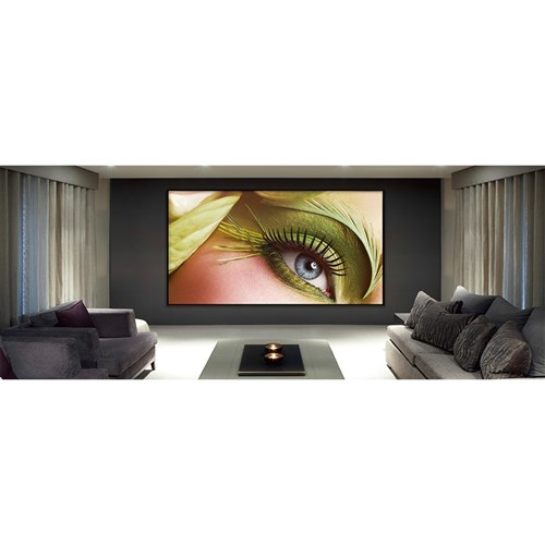 "123"" 16:10 Zero Fixed Frame HD130 Screen"