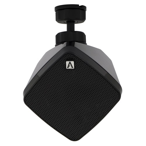 Wall and Ceiling Mount Black (Hide & Seek) Accent Accoustics