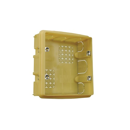 In-wall mounting box for PM1122RL BBI2