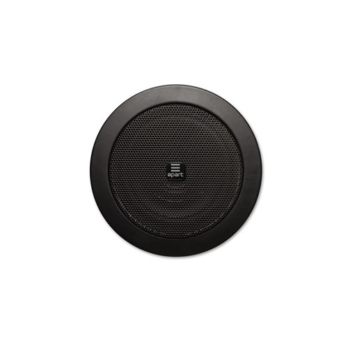 "3"" mini ceiling speaker 100V/6W, 16ohm/20W, black CM3T-BL"