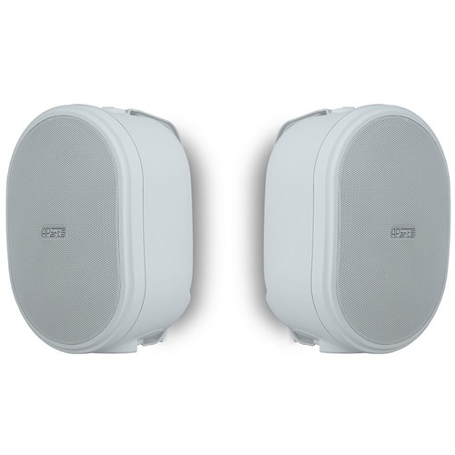 "8"" active two-way speaker x 1 60W, white, inc bracket note: SINGLE not PAIR, OVO8P-W"