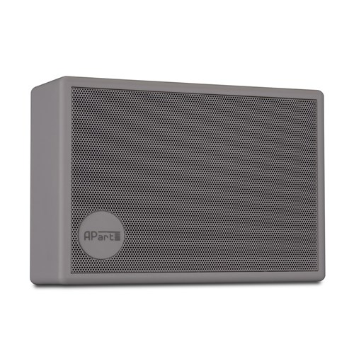"5.25"" on-wall speaker 100V/6W, grey SM6-G"