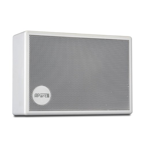 "5.25"" on-wall speaker 100V/6W, white SM6-W"