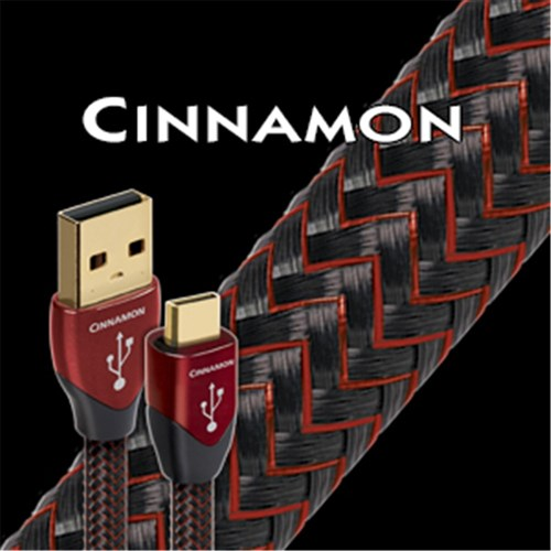 Cinnamon USB to Micro 1.5m 1.25% Silver AudioQuest