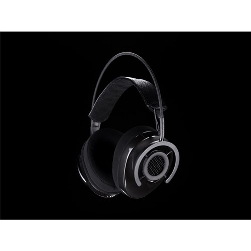 NightHawk Headphones Semi-Open Carbon Metalic Finish AudioQuest