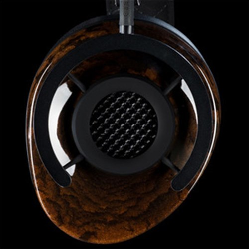 NightHawk Headphone Semi-Open Liquid Wood Finish AudioQuest