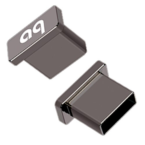 Noise Stopper Caps for USB Set of 4 AudioQuest