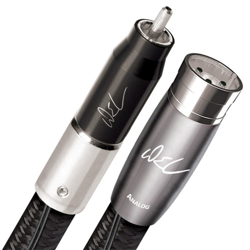 WEL Signature Analogue Audio XLR 72v DBS 1m Braided Audioquest