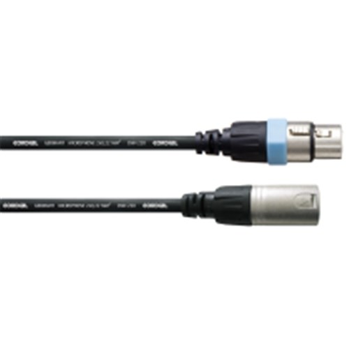 5m, Rean XLR female / XLR male.