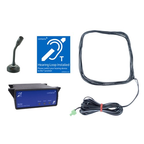 Under counter loop system includes under counter loop aerial ,HLD2 and M72